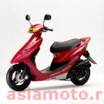 Японский скутер Honda Dio AF35 ZX - оптом на asiamoto.ru