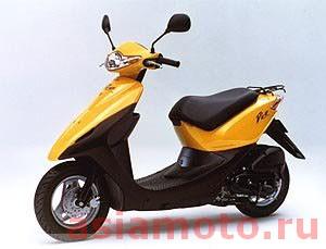 Японский скутер Honda Dio AF57 - оптом на asiamoto.ru