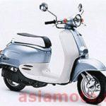 Японский скутер Honda Giorno AF24 - оптом на asiamoto.ru