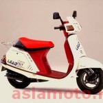 Японский скутер Honda Lead SS AF10 - оптом на asiamoto.ru