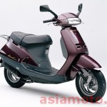 Японский скутер Honda Lead 90 HF05 оптом от asiamoto.ru