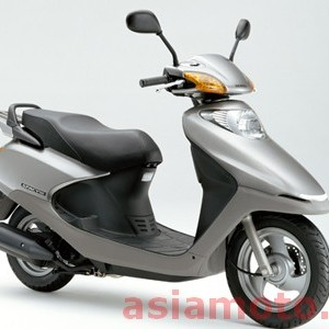 Японский скутер Honda Spacy 100 JF13 - оптом на asiamoto.ru