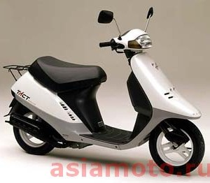 Японский скутер Honda Tact AF16 - оптом на asiamoto.ru