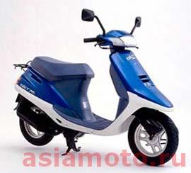 Японский скутер Honda Tact AF24 - оптом на asiamoto.ru