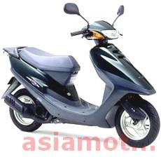Японский скутер Honda Tact AF30/AF31 - оптом на asiamoto.ru