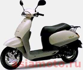 Японский скутер Honda Tact AF51 - оптом на asiamoto.ru