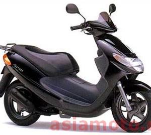 Японский скутер Suzuki Address 110 CF11A - оптом на asiamoto.ru