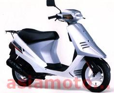 Японский скутер Suzuki Address CA1CB - оптом на asiamoto.ru