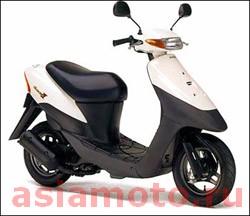 Японский скутер Suzuki Let's 2 CA1KA - оптом на asiamoto.ru