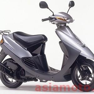 Японский скутер Suzuki Sepia CA1HA - оптом на asiamoto.ru