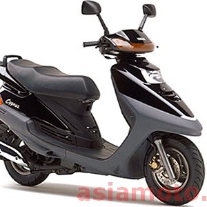 Японский скутер Yamaha Cygnus 125D 4TG - оптом на asiamoto.ru