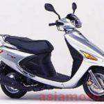 Японский скутер Yamaha Cygnus 125SV SE07J - оптом на asiamoto.ru