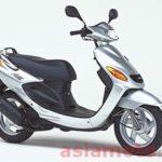 Японский скутер Yamaha Grand Axis 100 SB01J - оптом на asiamoto.ru