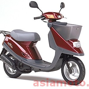 Японский скутер Yamaha Jog Poche 3KJ - оптом на asiamoto.ru