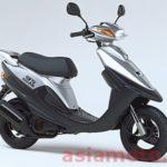 Японский скутер Yamaha Jog ZR 3YK - оптом на asiamoto.ru
