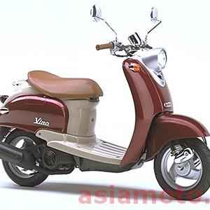 Японский скутер Yamaha Vino 5AU - оптом на asiamoto.ru