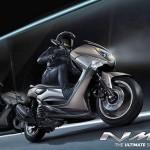 Максискутер Yamaha NMax 2015