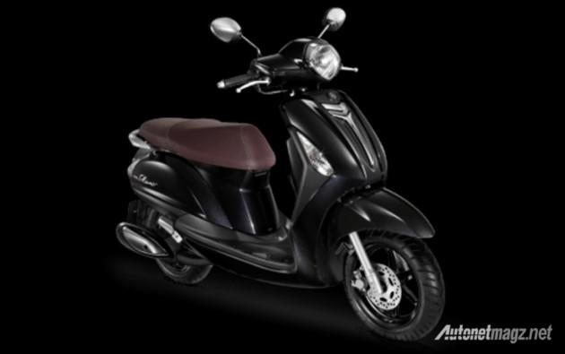 Yamaha Grand Filano обзор