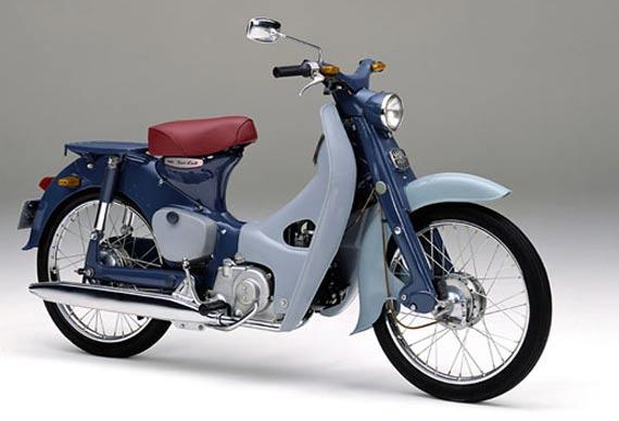 Honda Super Cub 1958