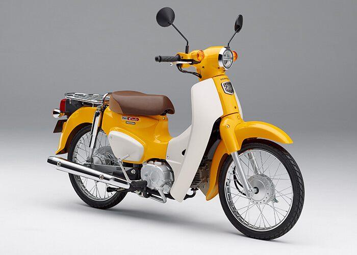Honda Super Cub - модели, годы, описание, фото