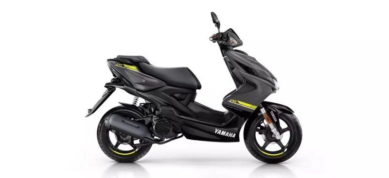 Скутер Yamaha Aerox 4
