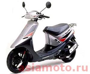 Японский скутер Honda Dio AF25 - оптом на asiamoto.ru