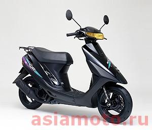Японский скутер Honda Dio AF28 SR - оптом на asiamoto.ru