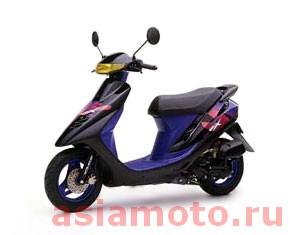 Японский скутер Honda Dio AF28 ZX - оптом на asiamoto.ru