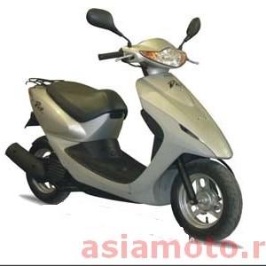 Японский скутер Honda Dio AF56 - оптом на asiamoto.ru
