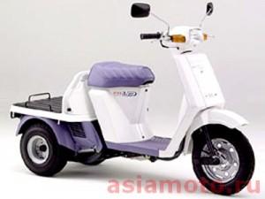 Японский скутер Honda Gyro Up TA01 - оптом на asiamoto.ru