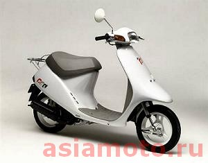 Японский скутер Honda Pal AF17 - оптом на asiamoto.ru