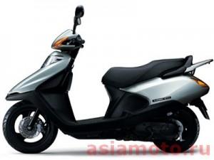 Японский скутер Honda Spacy 100 JF13 - оптом на asiamoto.ru