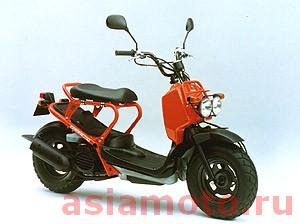 Японский скутер Honda Zoomer AF58 - оптом на asiamoto.ru