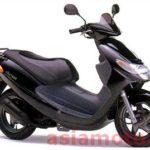 Японский скутер Suzuki Address CA1NA - оптом на asiamoto.ru