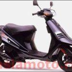 Японский скутер Suzuki Address Tune CA1CA - оптом на asiamoto.ru