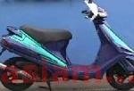 Японский скутер Suzuki Address V Tune CA1FB - оптом на asiamoto.ru