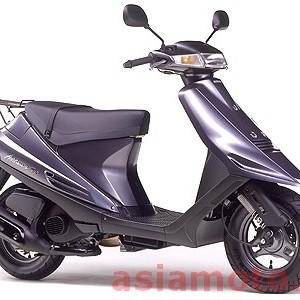 Японский скутер Suzuki Address V100 CE11A - оптом на asiamoto.ru