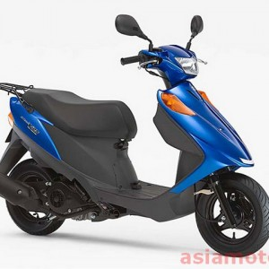 Японский скутер Suzuki Address V125 CF4EA - оптом на asiamoto.ru