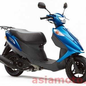 Японский скутер Suzuki Address V125G CF46A - оптом на asiamoto.ru
