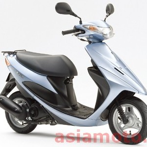 Японский скутер Suzuki Address CA42A - оптом на asiamoto.ru