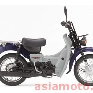 Японский скутер Suzuki Birdie BA42A - оптом на asiamoto.ru