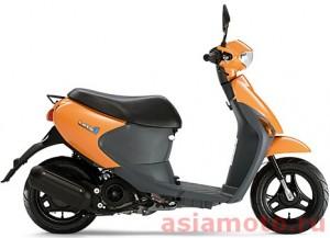Японский скутер Suzuki Let's 4 CA41A - оптом на asiamoto.ru