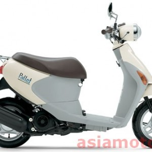 Японский скутер Suzuki Let's 4 Pallet CA1LB - оптом на asiamoto.ru