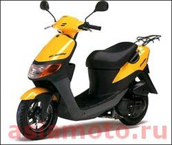 Японский скутер Suzuki Let's CA1KA - оптом на asiamoto.ru
