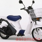 Японский скутер Suzuki Mollet FA14B - оптом на asiamoto.ru