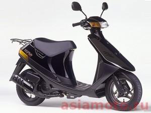 Японский скутер Suzuki Sepia CA1EA оптом в asiamoto.ru