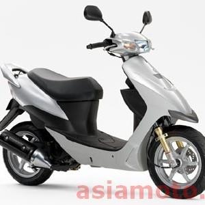 Японский скутер Suzuki ZZ CA1PB - оптом на asiamoto.ru