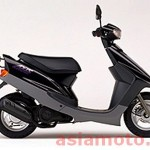 Японский скутер Yamaha Axis 50 3VP - оптом на asiamoto.ru