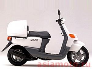 Японский скутер Yamaha Gear BA50 4KN - оптом на asiamoto.ru