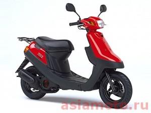 Японский скутер Yamaha Jog Aprio 4LV - оптом на asiamoto.ru